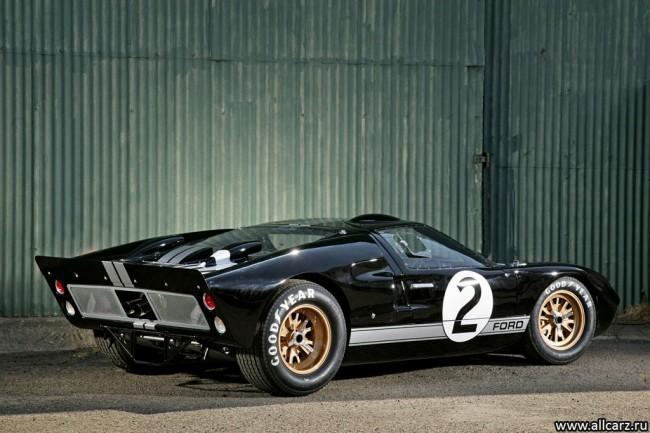 Классический Ford GT40 фото