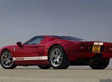 Фото Ford GT