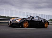 Фото Veyron Grand Sport Vitesse World Record Car