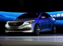 Hyundai Mistra фото