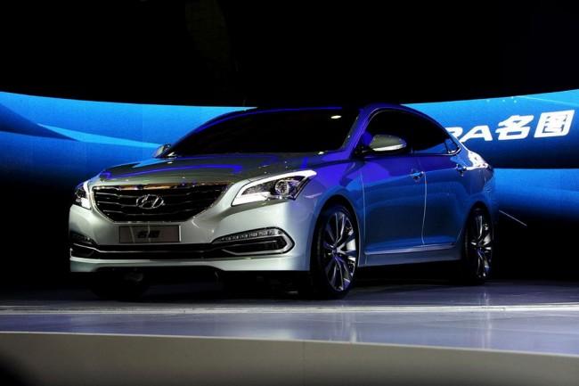 Hyundai Mistra Concept фото