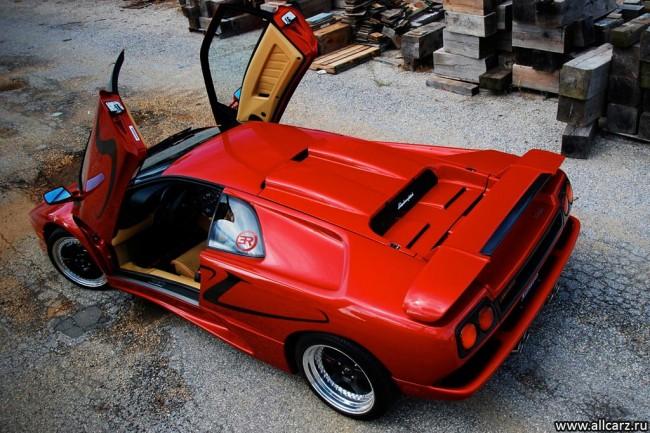 Фото Lamborghini Diablo SV