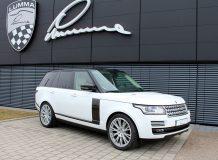 Обвес для Range Rover 4 от Lumma