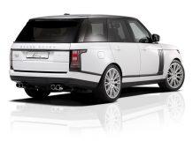 Диски на Range Rover 4 от Lumma