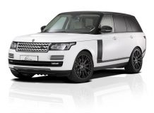 Фото тюнинг Range Rover 4 от Lumma