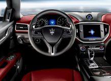 Фото салона Maserati Ghibli III