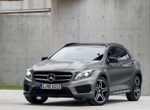 Mercedes-Benz GLA 2016 фото