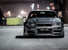 Nissan GT-R 34 фото