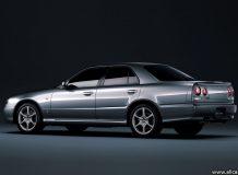 Nissan Skyline R 34