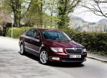 Фото Skoda Superb II