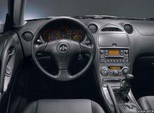 Toyota Celica T23 салон