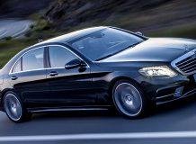Новый Mercedes-Benz S-Class W222