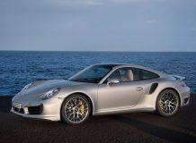 Фото Porsche 911 Turbo 2014