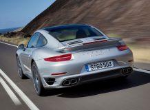 Новый Porsche 911 Turbo S фото