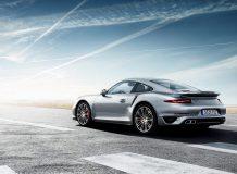 Porsche 911 Turbo 2013 фото