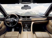 Салон BMW Gran Lusso V12 Coupe