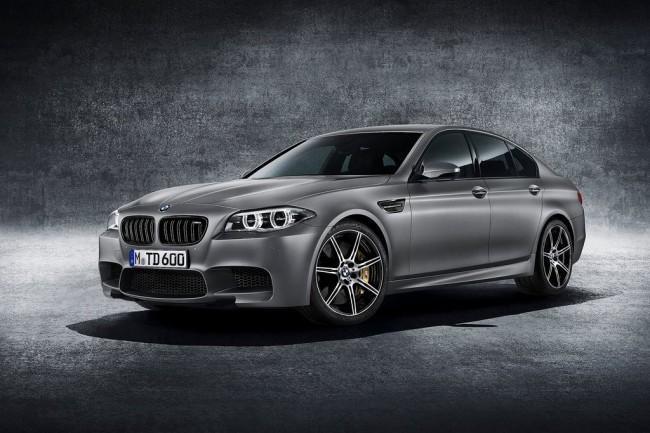 Юбилейная BMW M5 30 Jahre M5