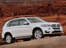 Фото нового BMW X5 2015