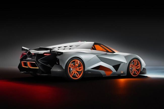 Lamborghini Egoista фото
