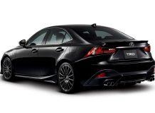 Обвес для Lexus IS от TRD фото