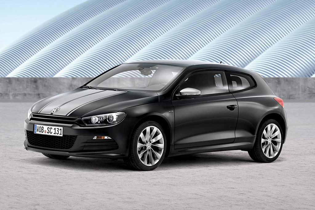 Фото Volkswagen Scirocco Million