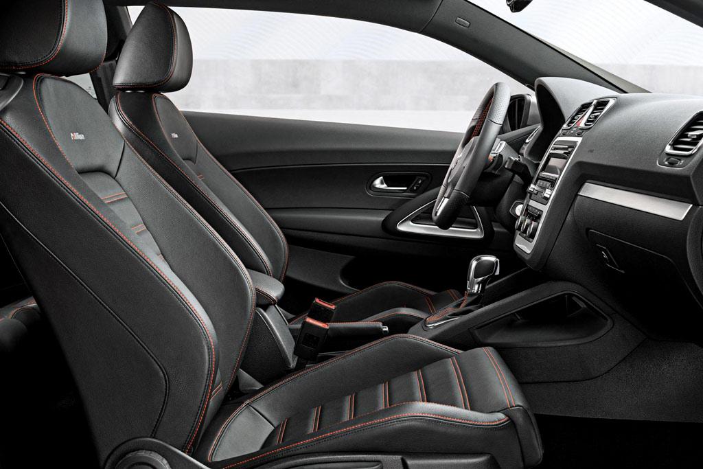 Фото салона Volkswagen Scirocco Million