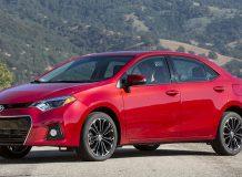 Новая Toyota Corolla 2014