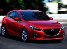 Новая Mazda3 2014