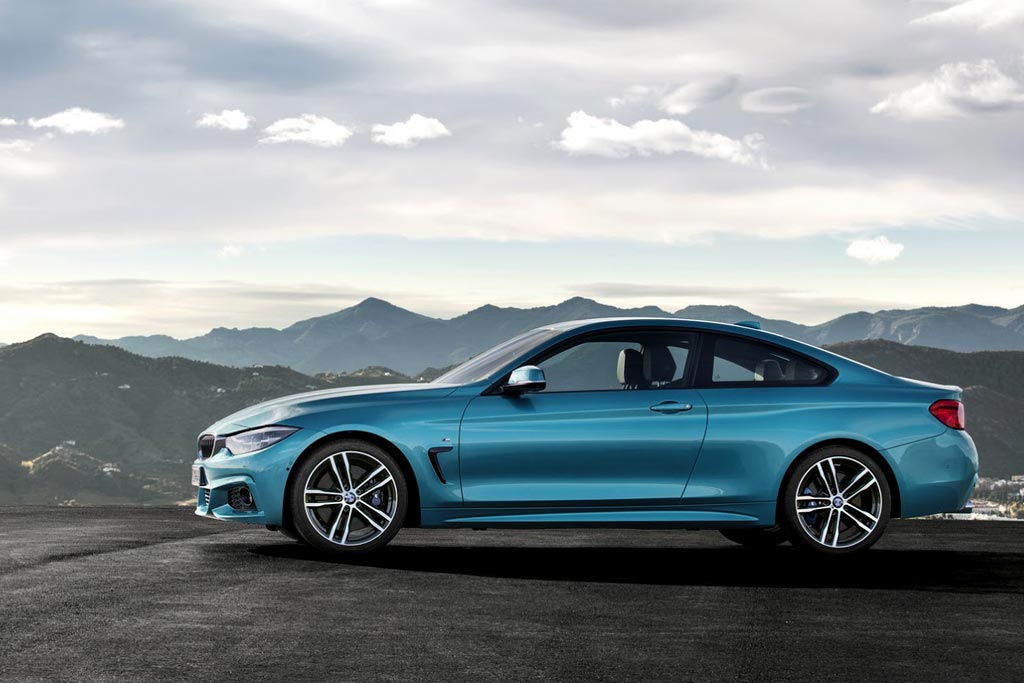 BMW 4 Coupe 2018