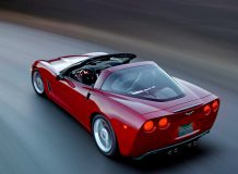 Chevrolet Corvette фото
