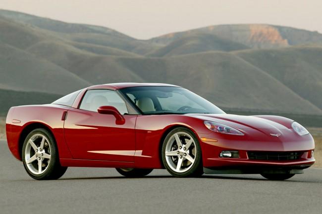 Фото Chevrolet Corvette C6