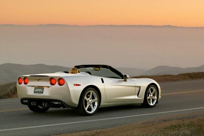 Corvette C6 кабриолет