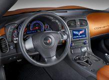 Салон Chevrolet Corvette C6