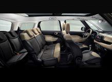 Салон Fiat 500L Living