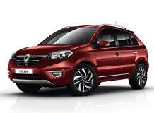 Renault Koleos 2015 фото