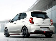 Nissan March Nismo S фото