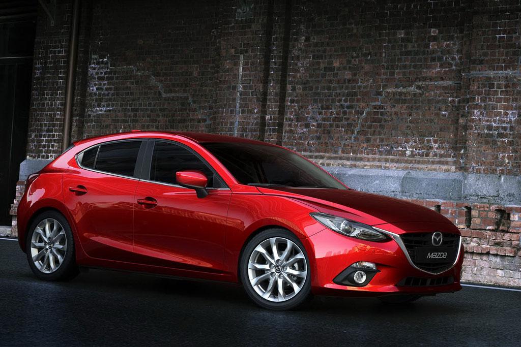Mazda 3 хэтчбек 2018