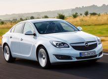 Opel Insignia Hatchback фото