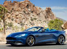 Фото Aston Martin Vanquish Volante