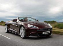 Aston Vanquish Volante 2015 фото