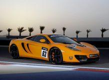 Трековый McLaren MP4-12C GT Sprint