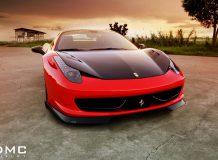 Фото Ferrari 458 Spider Elegante