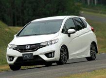 Фото Honda Fit / Jazz RS 2014