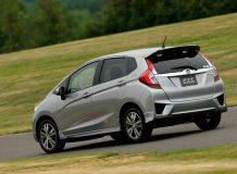 Honda Fit Hybrid 2014 фото