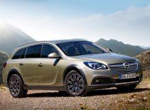 Новый Opel Insignia Country Tourer 2015
