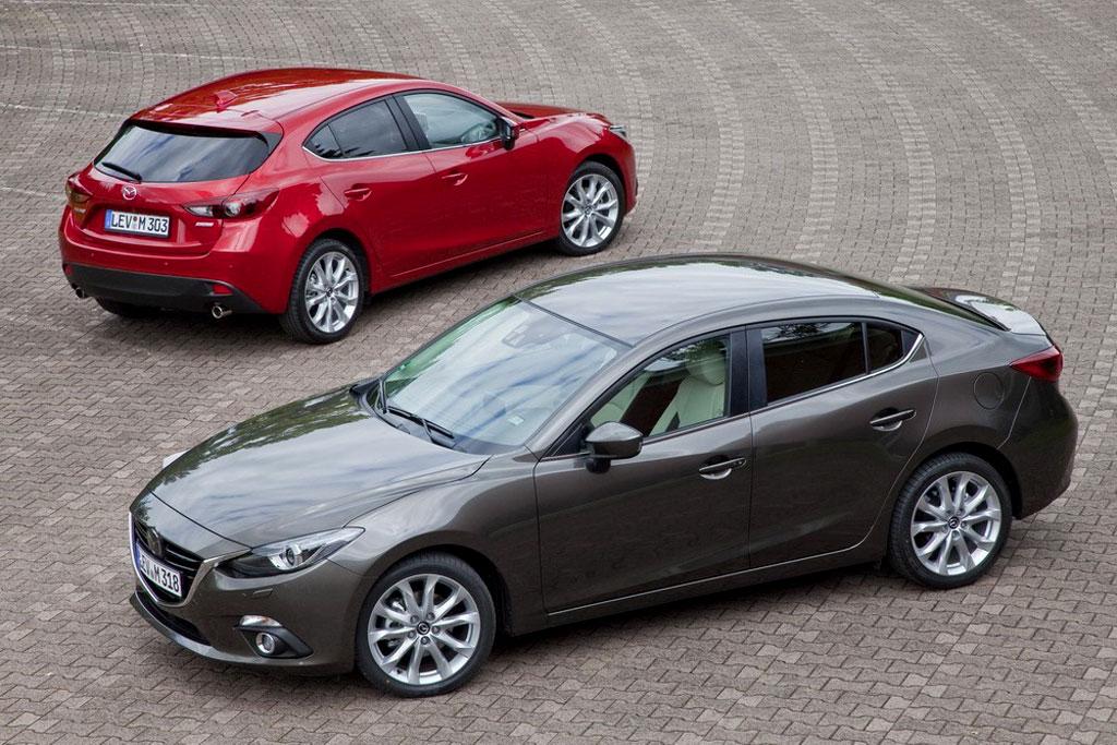 Mazda 3 (хэтчбек и седан)