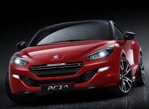 Фото Peugeot RCZ R 2015