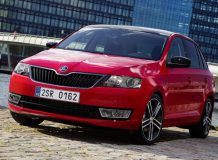 Skoda Rapid Spaceback 2017 фото