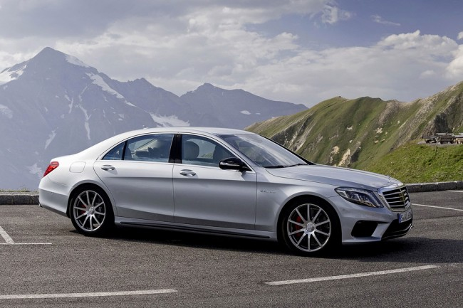 Mercedes-Benz S63 AMG (W222)