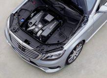 Двигатель S63 AMG (W222)